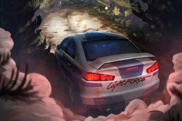 Lightforce Rally SA
