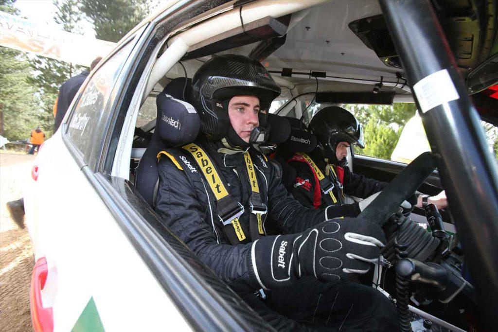Lightforce Rally SA Competitors